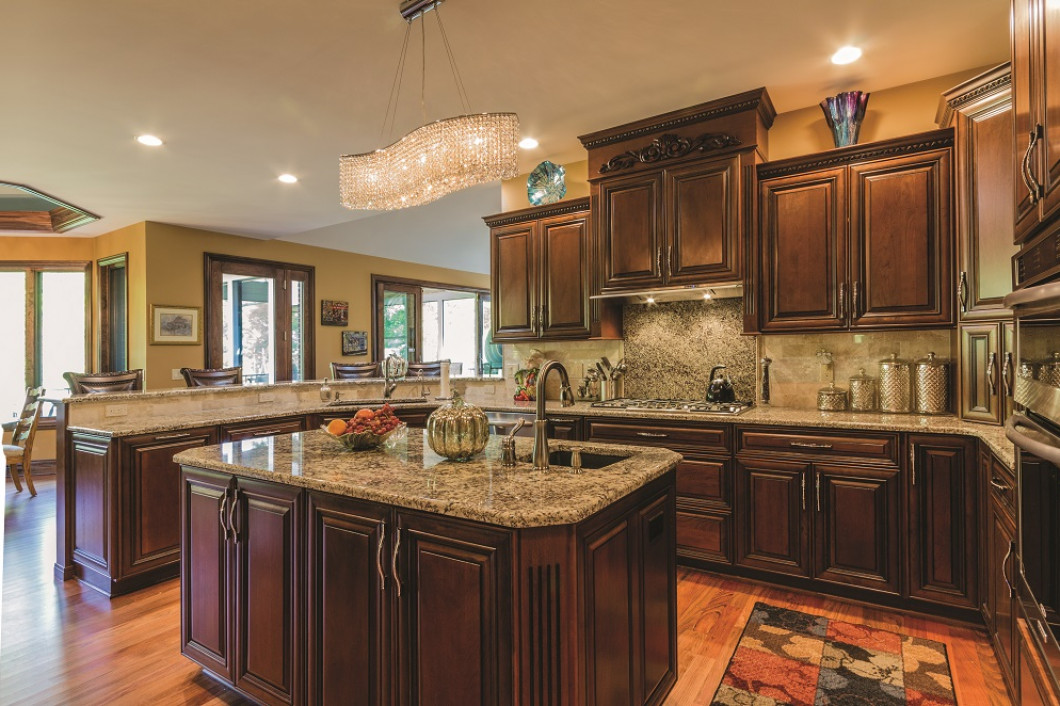 Explore Your Kitchen Cabinet Options With Paul Marcotte & Sons