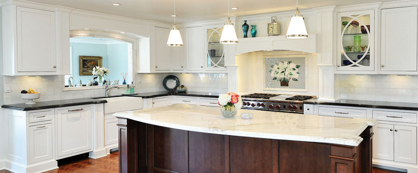 From Countertops to Cabinetry, We Remodel It All