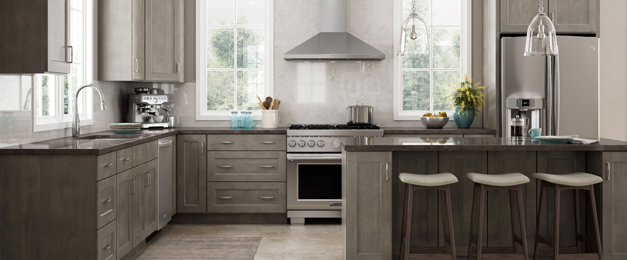 Bathroom & Kitchen Cabinets, Countertop Installation ...